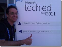 Ramon Durães no Microsoft TechEd Brasil 2011