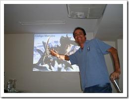 Ramon Durães palestrando no InfoInlhéus 2011