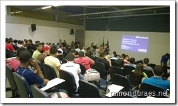 Ramon Durães palestrando na Univale em Governador Valadares