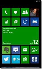 Uma visão do meu Windows Phone