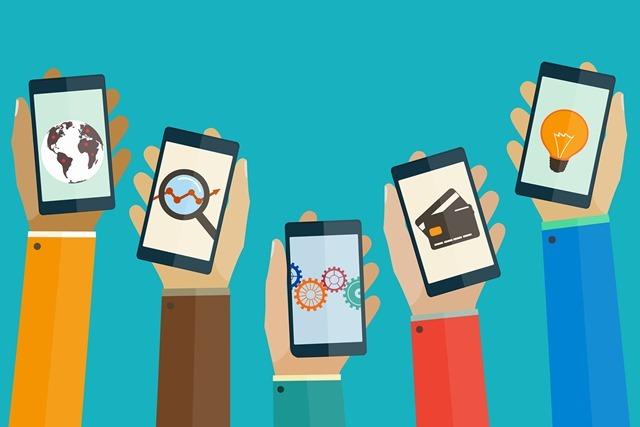 Alta produtividade mobile