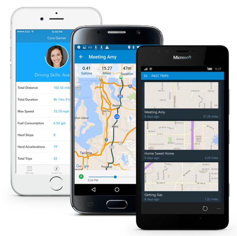 Alaska Airlines usando Visual Studio para aplicativos Android / IOS