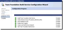 Team Foundation Build 2010